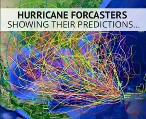 Hurricane Forcasters